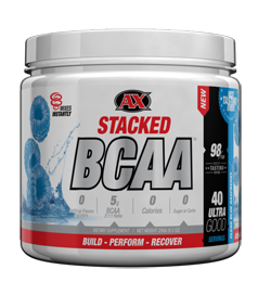 Stacked BCAA - 40 порций