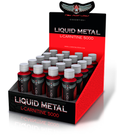 L-CARNITINE LIQUID METAL 5000 - 20 ампул